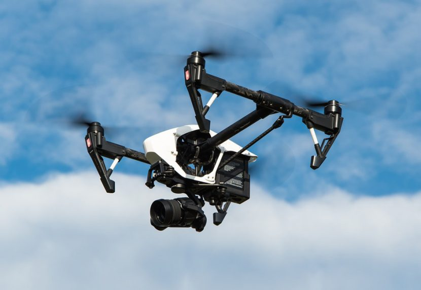Part 107 requirement to fly drone commercially